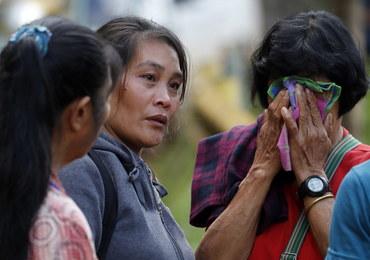 Zabił kilkadziesiąt osób. Tajfun Mangkhut najpotężniejszy od 1946 roku