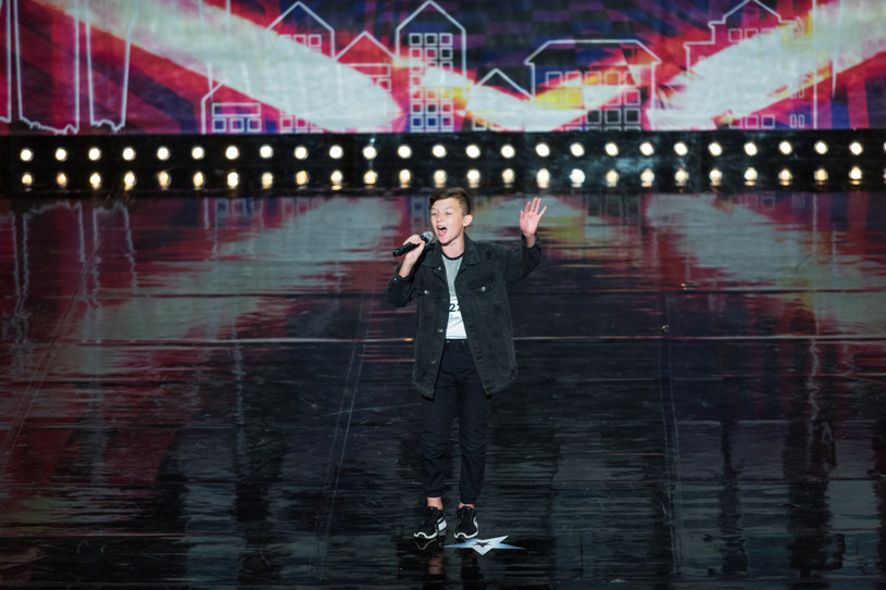 """Kim jest 12-letni Marcin Maciejczak, który w drugim castingowym odcinku 11. edycji """"Mam talent"""" doprowadził do łez Agnieszkę Chylińską?"""