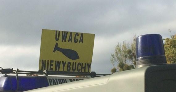 10 pocisków z okresu II wojny światowej znaleziono w Gliwicach. Na miejscu jest policja i straż pożarna, która zabezpiecza teren.