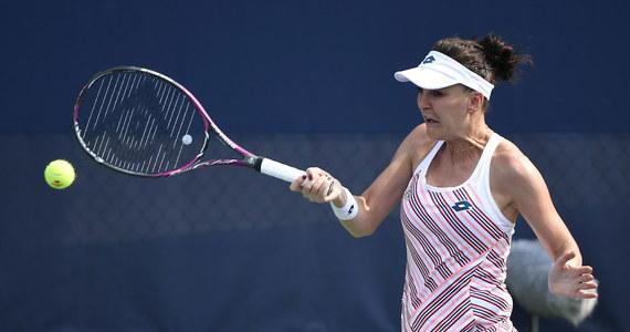 Agnieszka Radwańska wygrała z Amerykanką Bethanie Mattek-Sands 6:4, 7:5 w pierwszej rundzie tenisowego turnieju WTA na kortach twardych w Seulu (pula nagród 250 tys. dol.). Polka triumfowała tam pięć lat temu.