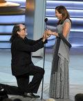 Emmy 2018: Podczas odbierania nagrody oświadczył się swojej dziewczynie