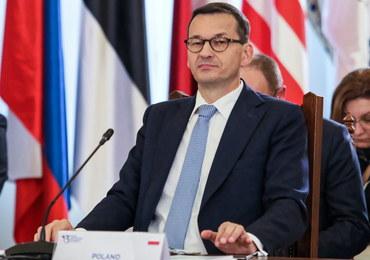 Premier: Zaznaczyłem mocno naszą niezgodę na Nord Stream 2
