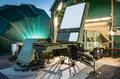 Azotek galu - sekret wszystkowidzącego radaru