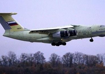 Izraelska armia ubolewa z powodu śmierci załogi zestrzelonego rosyjskiego samolotu
