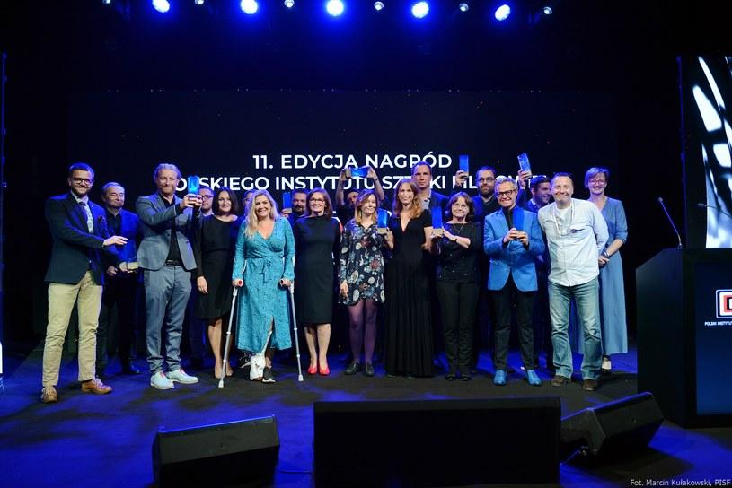 We wtorek, 18 września, podczas 43. Festiwalu Polskich Filmów Fabularnych w Gdyni odbyła się uroczysta gala wręczenia Nagród Polskiego Instytutu Sztuki Filmowej. Była to już jedenasta edycja tej imprezy.