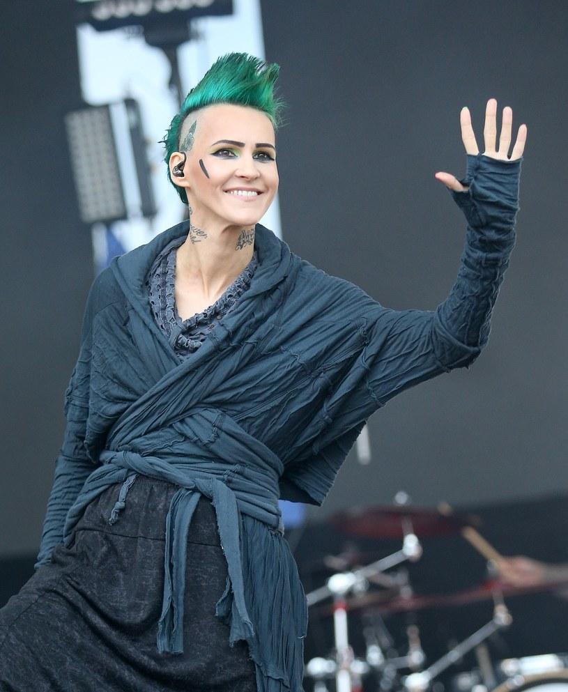 """Blisko dwa lata po premierze albumu """"Forever Child"""" Agnieszka Chylińska wyda kolejną płytę - """"Pink Punk""""."""