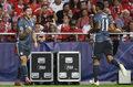 Liga Mistrzów. Benfica Lizbona - Bayern Monachium 0-2 w grupie E