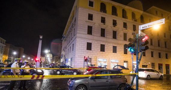 Pięcioosobowa rodzina polskich turystów z trojgiem dzieci została ranna w wypadku w środę koło Bazyliki Świętego Piotra, gdy wpadł na nich samochód. Z pierwszych ustaleń wynika, że kierowca stracił panowanie nad kierownicą na śliskiej po deszczu nawierzchni. Pięć osób zostało rannych.