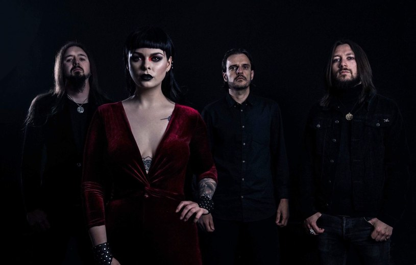 Doommetalowa grupa Alunah z Anglii wyda w listopadzie nową EP-kę.