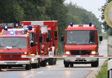 Pożar na poligonie Bundeswehry. Możliwa ewakuacja 1000 osób