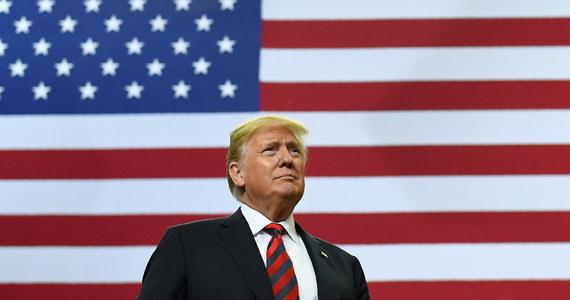 Burza polityczna w USA. Prokurator chciał usunięcia Trumpa z urzędu