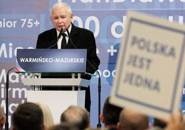 Kaczyński: Nienawiść do ojczyzny jest chorobą, która dotknęła części sędziów