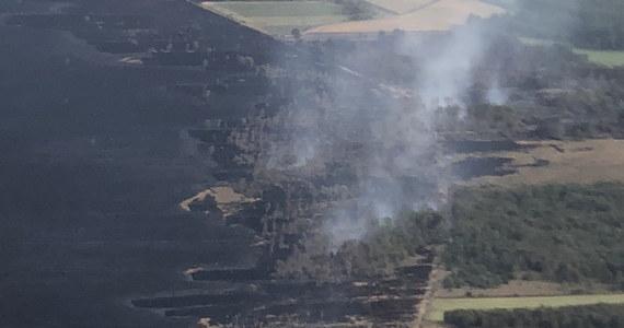 Od kilkunastu dni płonie torfowisko na poligonie Bundeswehry w powiecie Emsland w Dolnej Saksonii. Pożarem ogarnięty jest już obszar o powierzchni 800 ha. W sobotę minister obrony Niemiec Ursula von der Leyen przepraszała, przyznając, że wojsko popełniło błędy.