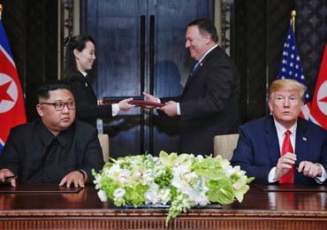Kim Dzong Un pisze do Trumpa. Spotkanie jeszcze w tym roku?