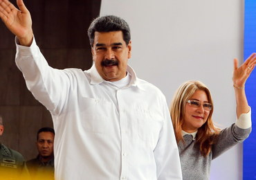 USA nakładają sankcje na wenezuelskich dygnitarzy, m.in. na żonę prezydenta