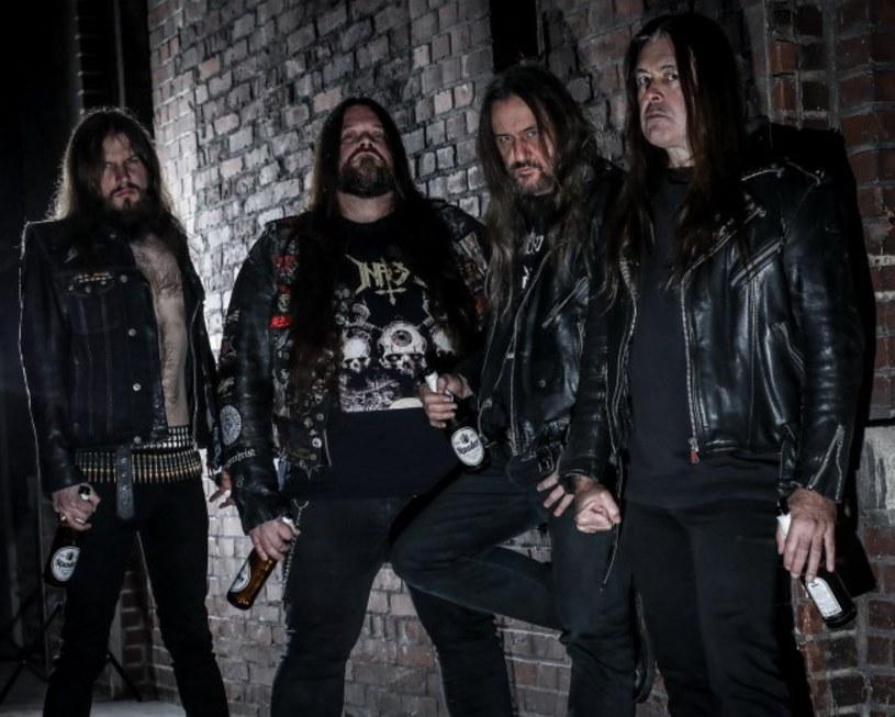 """""""Partisan"""" - to tytuł nowej EP-ki niemieckiej grupy Sodom."""