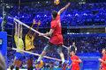 MŚ siatkarzy 2018: Dramatyczna walka, Brazylia ograła Rosję w Turynie
