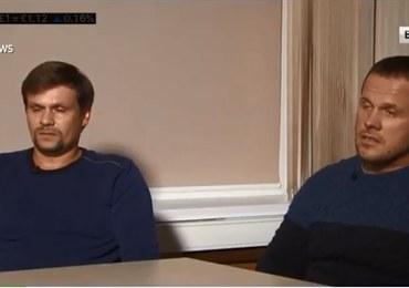 Podejrzany o zamach na Skripalów rozpoznany. To wysoki rangą oficer GRU