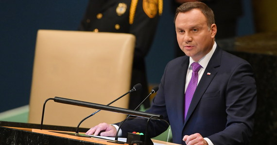 Zasada suwerennej równości państw będzie priorytetem w drugim roku członkostwa Polski w Radzie Bezpieczeństwa ONZ - powiedział prezydent Andrzej Duda podczas Zgromadzenia Ogólnego ONZ. Podkreślił, że Polska chce wrócić do aktywnego udziału w misjach pokojowych ONZ.