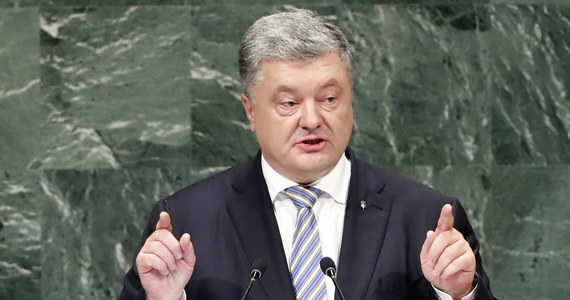 Rosja powinna odczuć całą siłę prawa międzynarodowego, a ONZ nie powinna milczeć, gdy państwo z prawem weta w tej organizacji łamie jej podstawowe zasady - oświadczył prezydent Ukrainy Petro Poroszenko, występując w środę na sesji Zgromadzenia Ogólnego ONZ.
