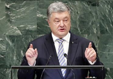 """""""ONZ nie może milczeć"""". Poruszający apel prezydenta Ukrainy"""