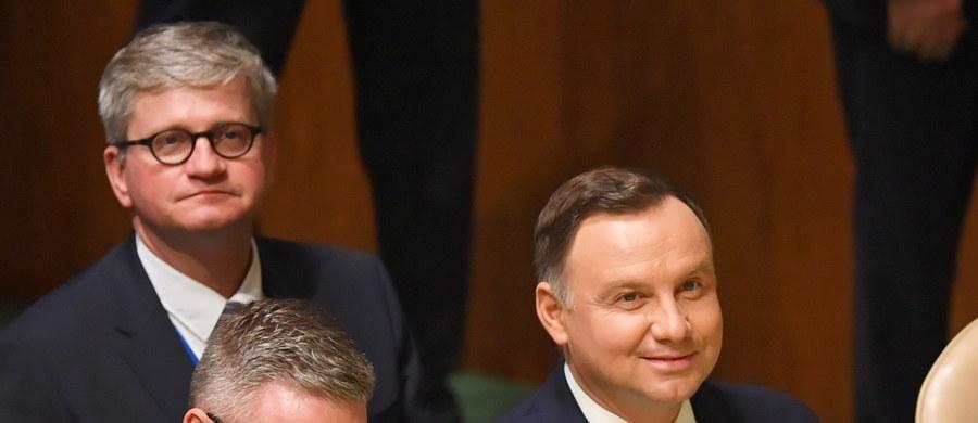 Po spotkaniu prezydenta Andrzeja Dudy i premiera Izraela Benjamina Netanjahu dialog polsko-izraelski będzie kontynuowany na poziomie doradców ds. bezpieczeństwa narodowego obu państw - powiedział szef BBN Paweł Soloch. Szef BBN w październiku złoży wizytę w Izraelu.