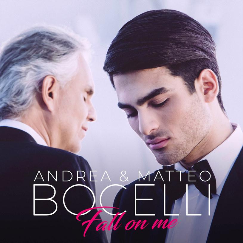 """26 października ukaże się zapowiadany już przez nas nowy album Andrei Bocelliego """"Si"""". Poniżej możecie zobaczyć teledysk do utworu """"Fall On Me"""", w którym towarzyszy mu syn Matteo."""