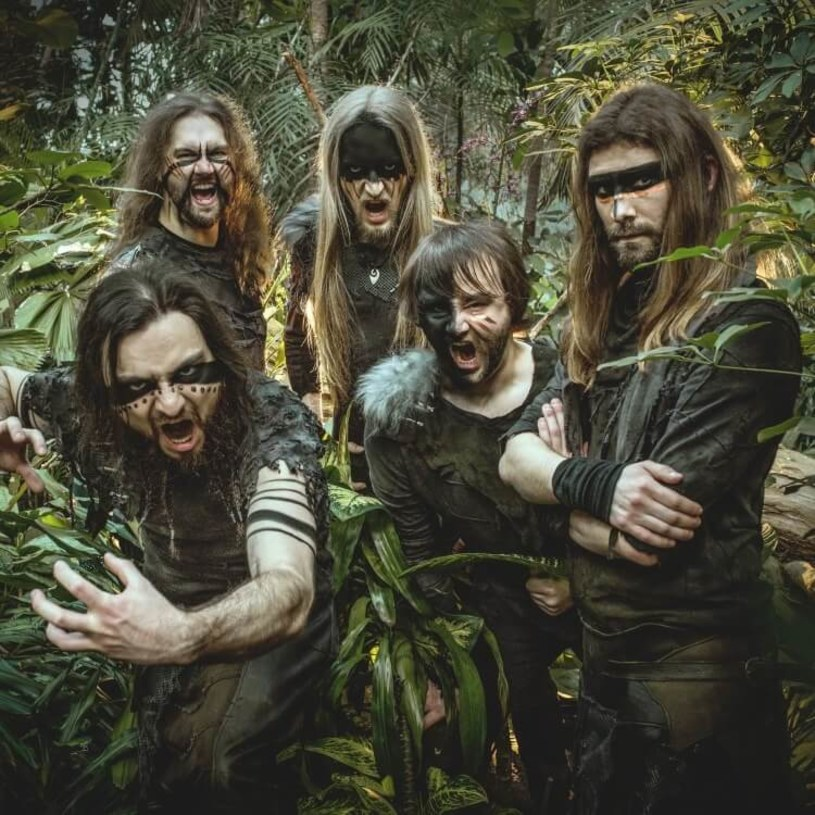 Symfoniczni power / deathmetalowcy z niemieckiej grupy Kambrium wydadzą w listopadzie czwartą płytę.