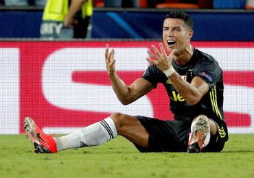 Przewrócił rywala i szarpał go za włosy. Cristiano Ronaldo zawieszony