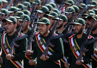 Gwardia Rewolucyjna grozi odwetem Arabii Saudyjskiej i ZEA