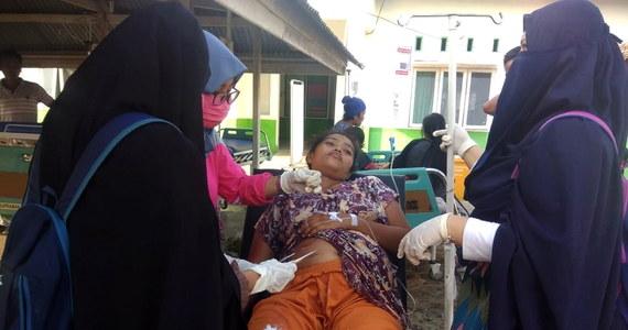 Silne tsunami, będące efektem trzęsienia ziemi, uderzyło w piątek w dystrykt Donggala na indonezyjskiej wyspie Celebes - podała indonezyjska Agencja ds. Klęsk Żywiołowych.