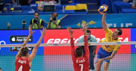 Brazylijscy siatkarze pokonali w Turynie Amerykanów 3:0 (25:20, 25:18, 25:19) w ostatnim meczu grupy I trzeciej rundy mistrzostw świata. Obie drużyny już wcześniej były pewne awansu do półfinału i stawką spotkania było pierwsze miejsce w tabeli.