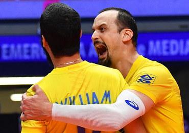 MŚ siatkarzy. Znowu to zrobili! Brazylia w finale!