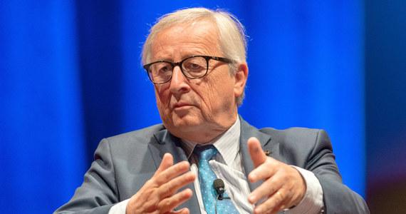 """Przewodniczący Komisji Europejskiej Jean-Claude Juncker ostrzegł Włochy, by nie przejmowały budżetu na rok 2019 obciążonego dużym deficytem, co grozi kryzysem i dodał, że jeśli Rzym """"będzie nadal chciał specjalnego traktowania, to będzie to koniec euro""""."""