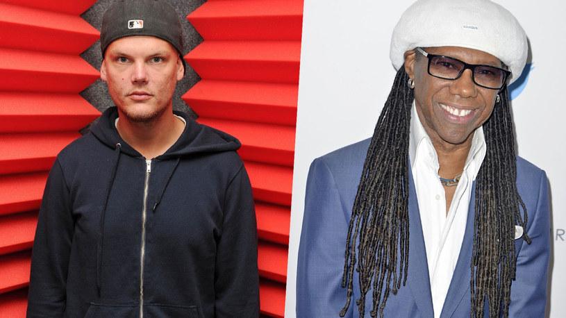 Nile Rodgers zdradził, że on i Avicii nagrali wspólnie aż 10 piosenek. Utwory miały powstać w trakcie wspólnych sesji, a ich projekt trzymany był w tajemnicy. Na razie nie wiadomo, czy materiał ujrzy światło dzienne.