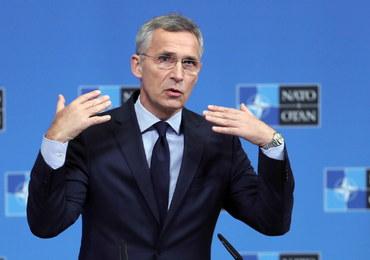 Stoltenberg: Macedonia zostanie członkiem NATO, gdy zmieni nazwę