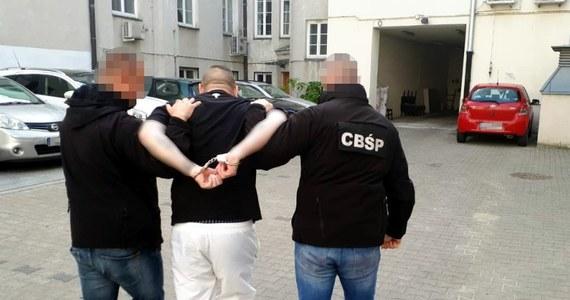 """Na rynek mieli wprowadzić 450 kg narkotyków o """"czarnorynkowej"""" wartości ponad 5,5 mln zł. Mowa o 13 osobach podejrzanych o przemyt zatrzymanych przez policjantów CBŚP."""