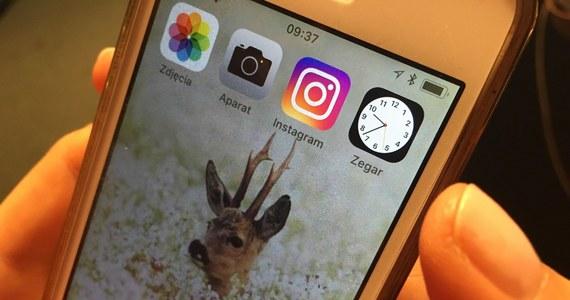 Dziś rano nie działał Instagram - popularny serwis społecznościowy. Awaria została już usunięta.
