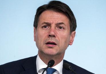 Premier Włoch zapowiada obniżenie deficytu od 2020 roku