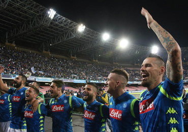 LM: Napoli lepsze od Liverpoolu, festiwal bramek PSG