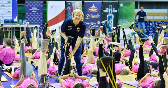 Medalistki igrzysk olimpijskich i wielu innych światowych imprez przyjadą 12 października do Poznania, by udowodnić młodym dziewczynom, że warto chodzić na lekcje wychowania fizycznego. Można jeszcze zapisywać się na tę niezwykłą lekcję!