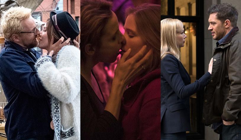 """Dwa skrajne spojrzenia na konwencję filmowej historii miłosnej prezentują wchodzące w piątek na ekrany kin polskie produkcje. """"Serce nie sługa"""" z Romą Gąsiorowską i Pawłem Domagałą to klasyczna komedia romantyczna, z kolei """"Nina"""", w której występują Julia Kijowska i Eliza Rycembel, to gwałtowna opowieść o erotycznym trójkącie. Największą premierą tygodnia jest jednak Marvelowski """"Venom"""" z Tomem Hardym."""