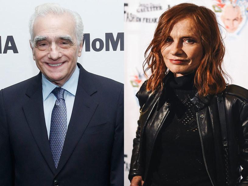 """Amerykański reżyser Martin Scorsese i francuska aktorka Isabelle Huppert otrzymają honorowe nagrody """"za wkład w światową kinematografię"""" na festiwalu filmowym Festa del Cinema, którego 13. edycja odbędzie się w Rzymie w dniach 18-28 października."""