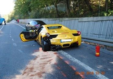 """Słowacja: Kierowca porsche był wcześniej """"zaginiony z próbą samobójczą"""""""
