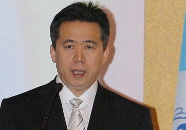 Interpol zwrócił się do Chin o informacje ws. swego zaginionego szefa
