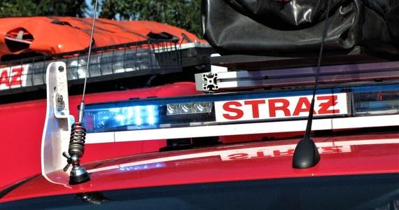 Wypadek na drodze krajowej nr 86 w Katowicach. Trasa w stronę Sosnowca jest zablokowana. Policja wyznaczyła objazd.