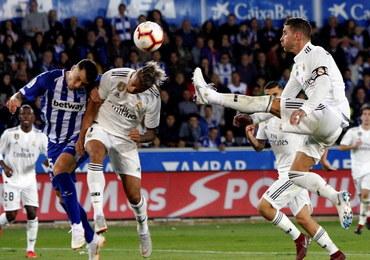 Fatalna porażka Realu Madryt. Gol padł w ostatnich sekundach meczu