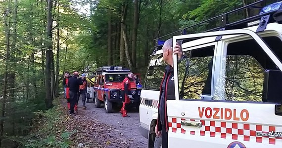 Aż trzech polskich turystów zostało wczoraj rannych w górach na terenie Słowacji.