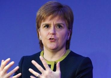 Niepodległa Szkocja? Sturgeon zapowiada działania