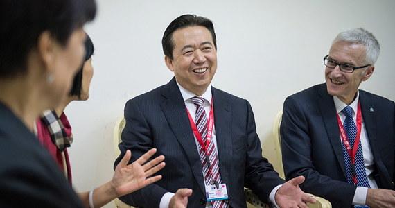 Szef Interpolu i członek chińskiego rządu Meng Hongwei został objęty w Chinach dochodzeniem w związku z podejrzeniem złamania prawa - poinformowała Centralna Komisja Inspekcji Dyscypliny w Komunistycznej Partii Chin (KPCh).